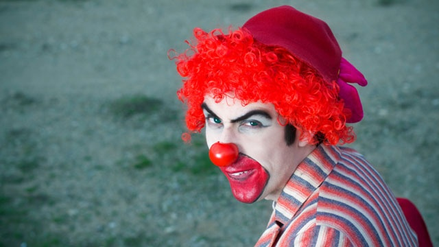 Get a load of these 5 scariest movie clowns