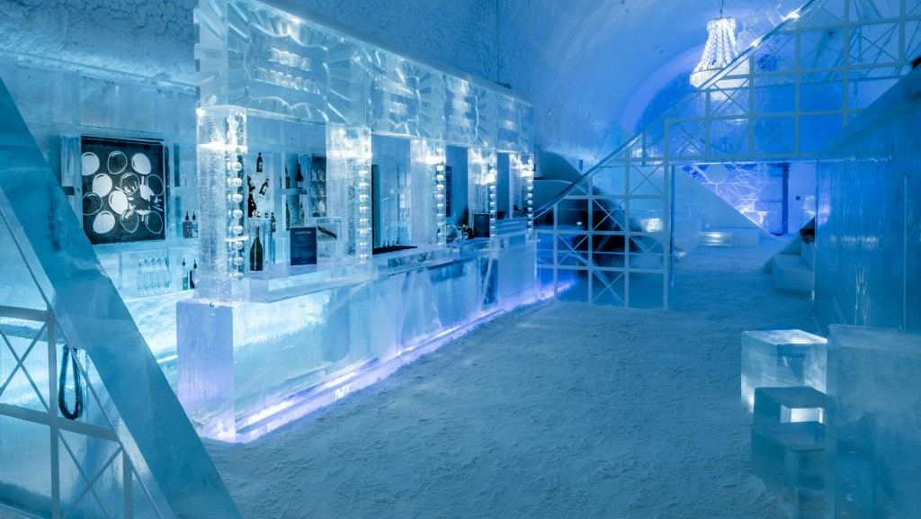 Sweden's ICEHOTEL celebrates its 30th winter season