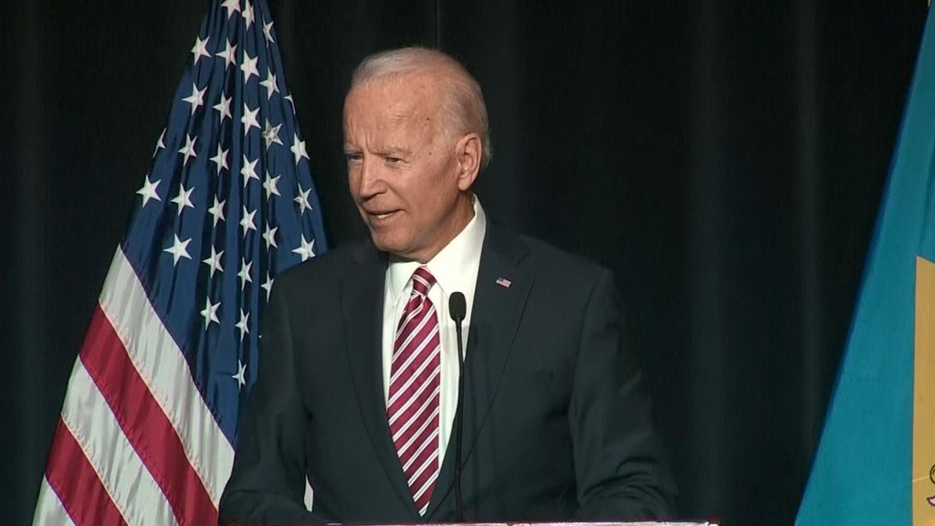 Biden downplays Chinese economic competition