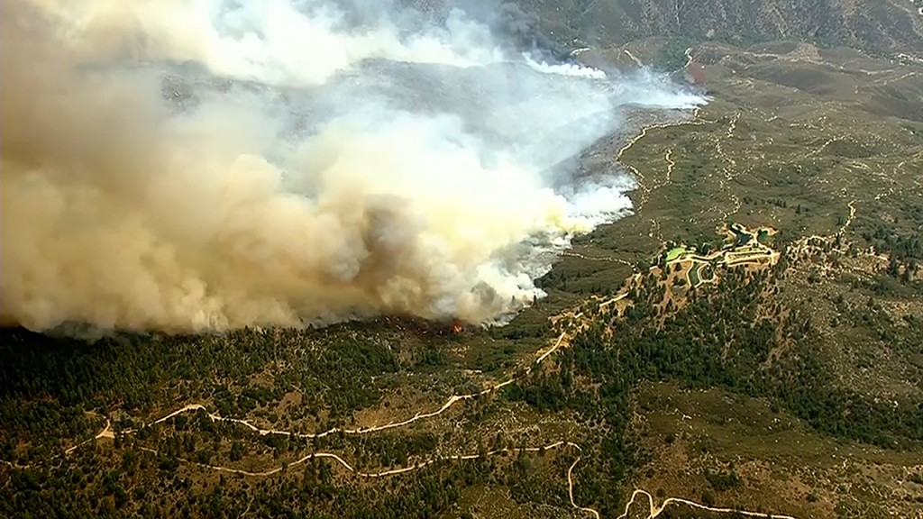 California man sentenced to more than 12 years for starting wildfire