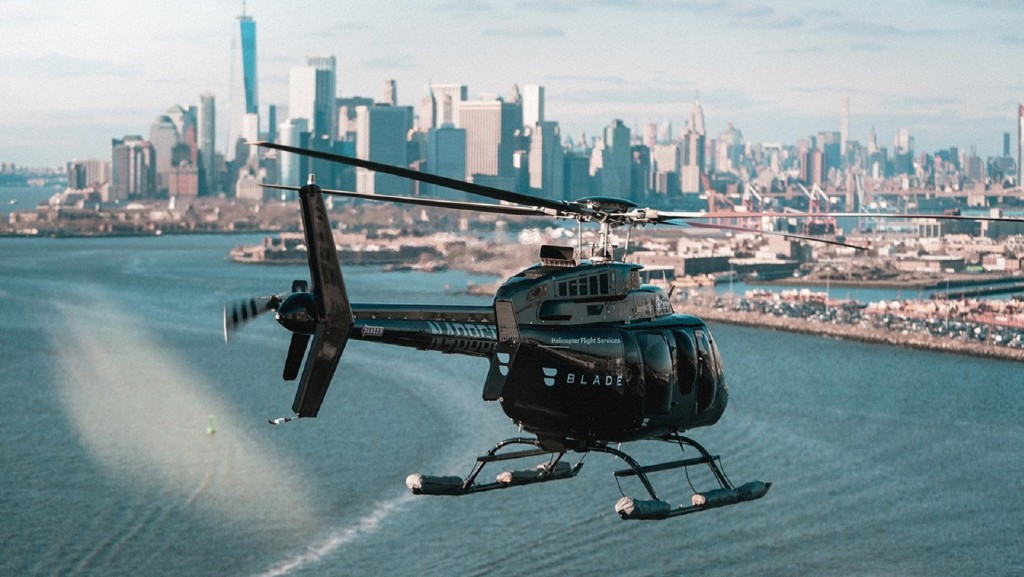 Helicopter app for the wealthy is tackling Mumbai's traffic
