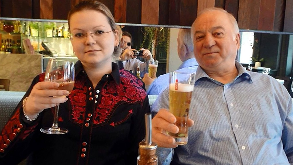 EU sanctions four Russians accused in Skripal poisoning