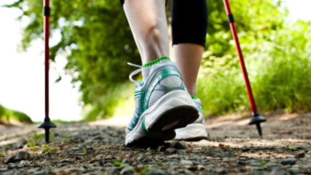 Walking for fitness? Make it count with pedometer