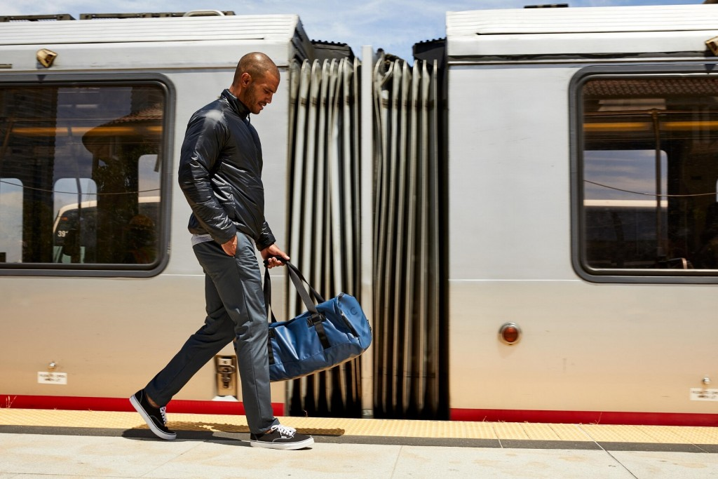 Gap challenges Lululemon with a men's athleisure line