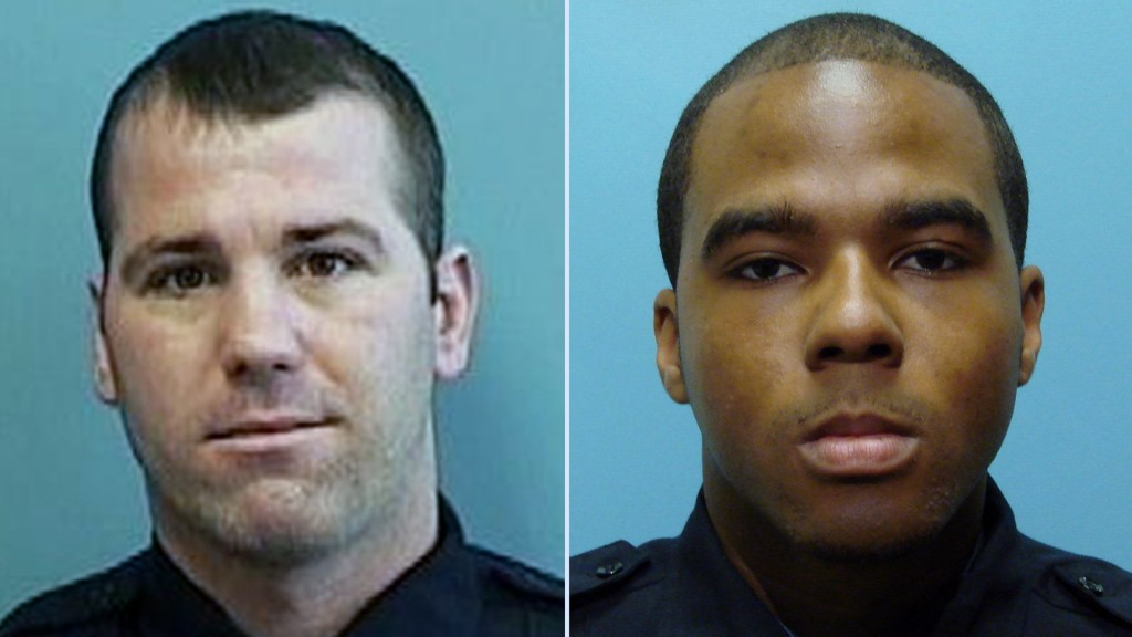 Former Baltimore officers convicted in corruption trial