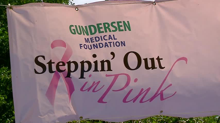 Preparations continue for Steppin' Out in Pink