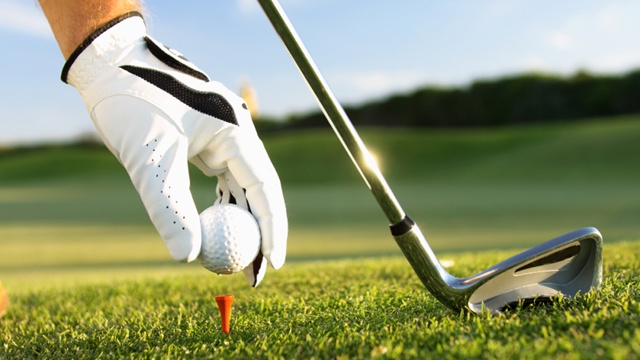 Stay healthy on golf course with these tips