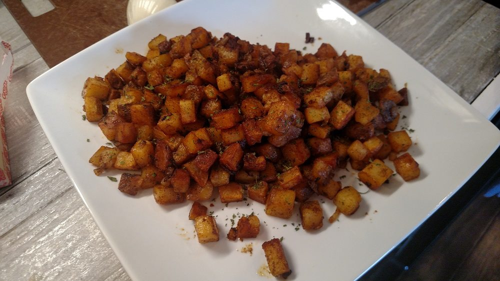 Not your ordinary home fries