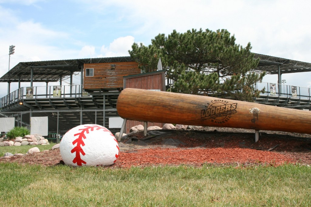 PHOTOS: Crews get Copeland Park ready for Loggers Opening Day