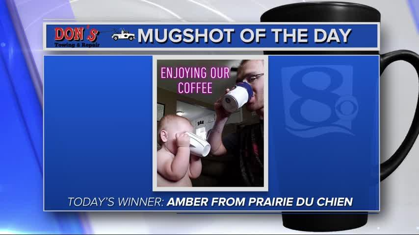 Mug shot of the day – 9/23/19 Amber from Prairie du Chien