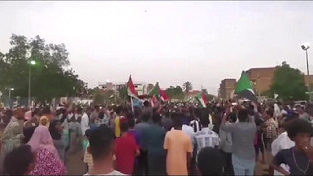 Sudan celebrates end of stand-off between military leaders, opposition