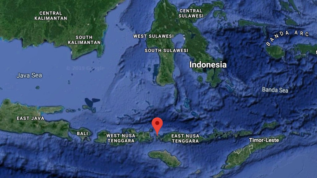 Indonesia cancels plan to ban tourists from Komodo Island