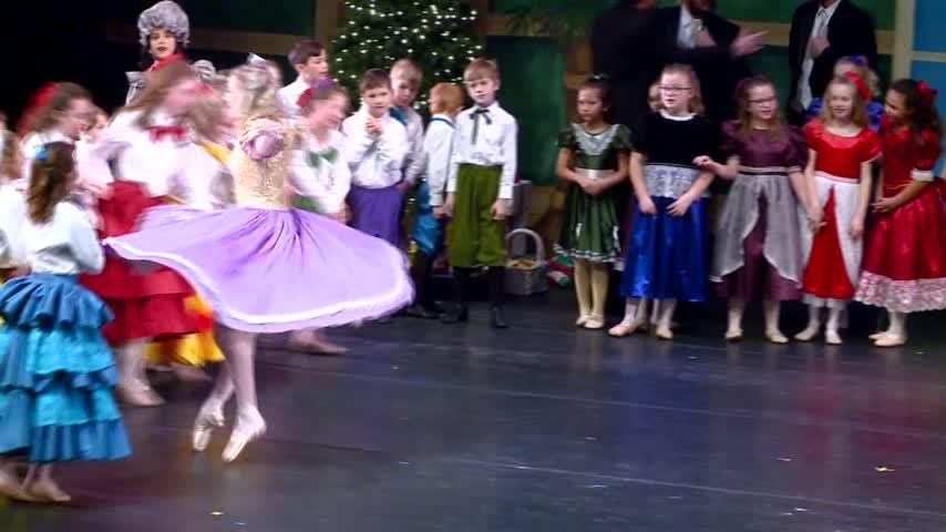 Hundreds of ballet students to perform at Viterbo Fine Arts Center