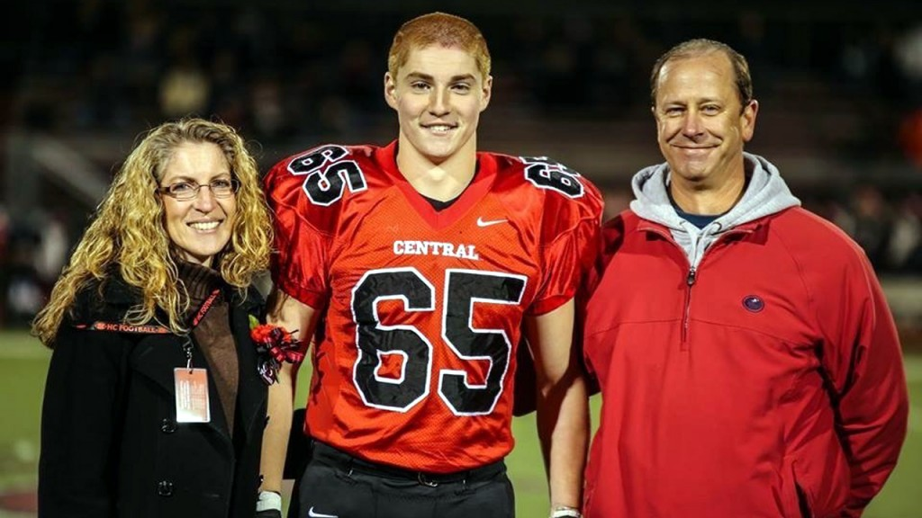 Timothy Piazza's parents reach settlement with fraternity after death