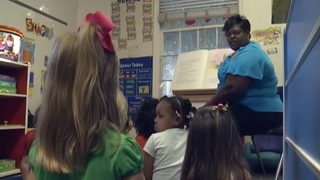 Dropping numbers, high costs worry child care providers