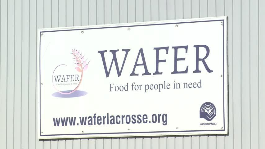 Canned vegetable donations needed for WAFER in La Crosse
