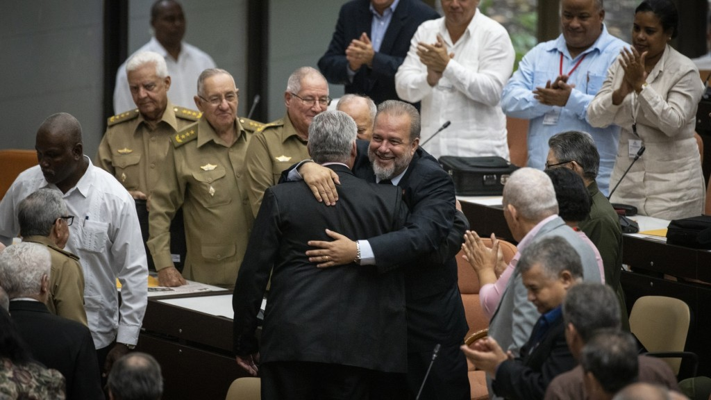 Cuban prime minister named for first time in 43 years