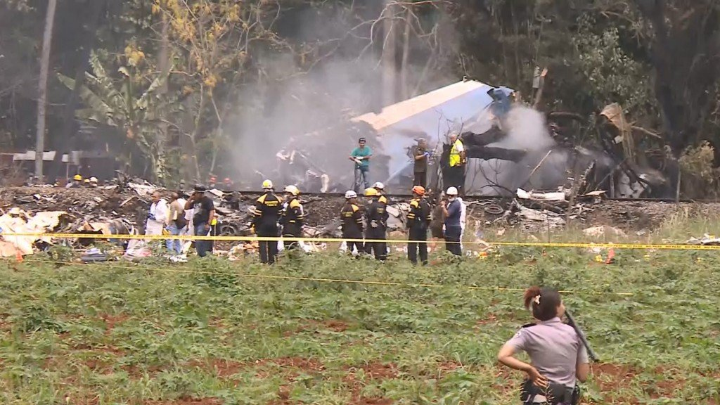 Another survivor of Cuba airline disaster dies