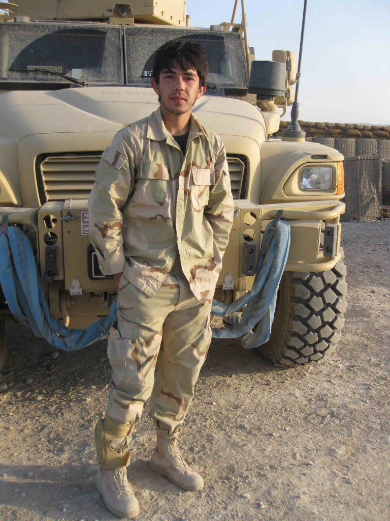 Afghan interpreters given right to live in UK