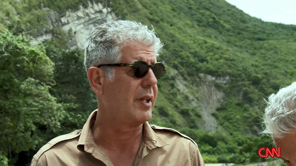 After Anthony Bourdain's death, 'Parts Unknown' enters uncharted territory