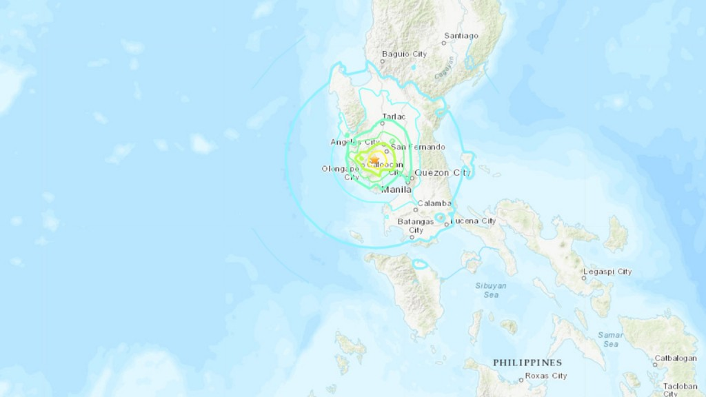 Death toll rises to 16 after Philippines earthquakes