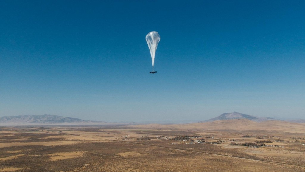 SoftBank teams up with Alphabet to deliver internet from the sky