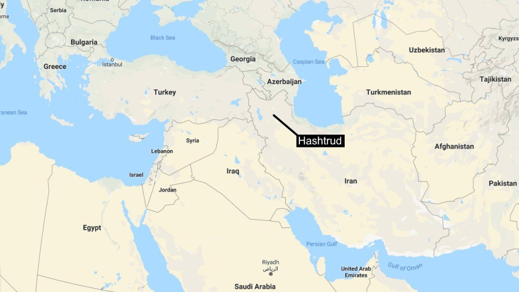5 killed, 300 injured as earthquake hits northwestern Iran