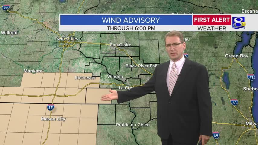 Your Friday Evening Weather Forecast