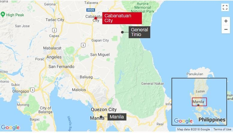 Second Philippine mayor shot dead in two days
