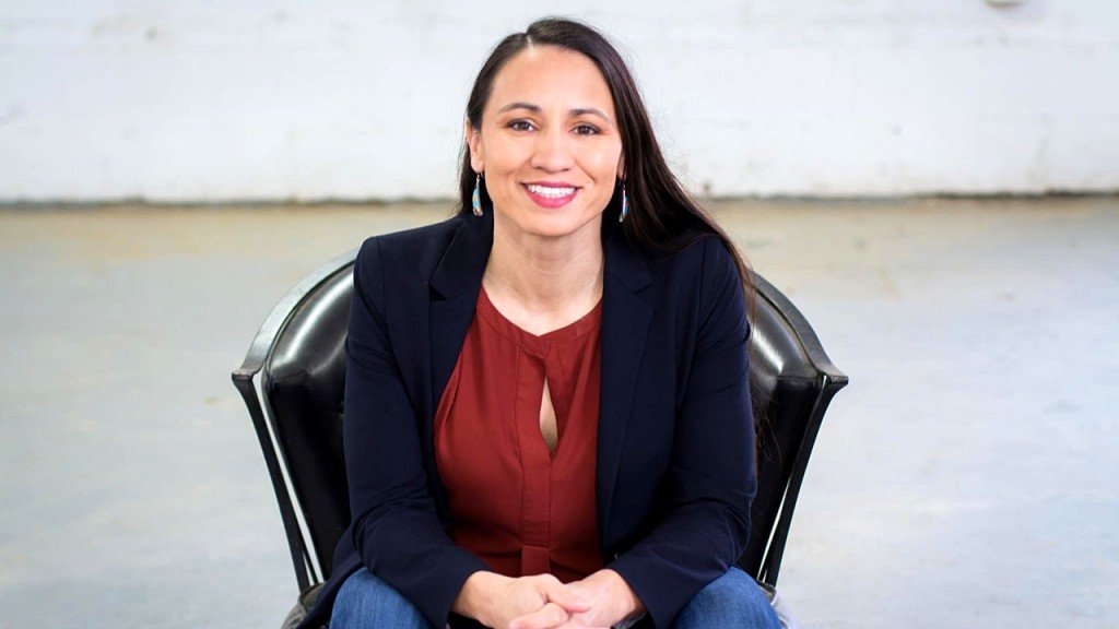 First Native American women elected to Congress