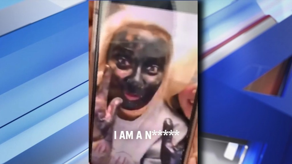 University of Oklahoma says students involved in blackface video 'will not return to campus'