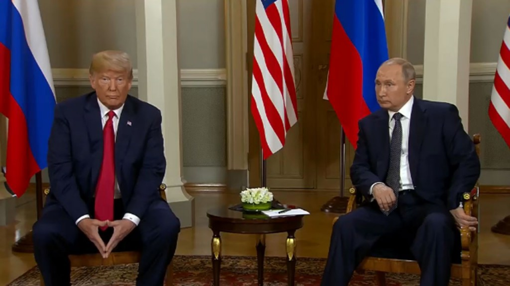 Washington Post: Trump concealed details from meetings with Putin
