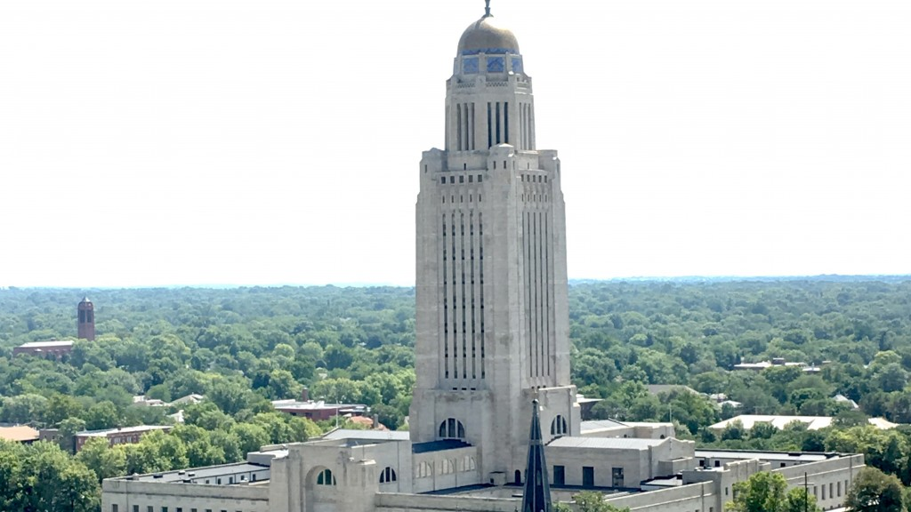 Swastikas found on piping, valves at Nebraska Capitol