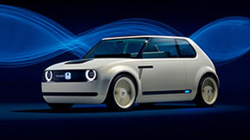 Behold: The future of the electric car