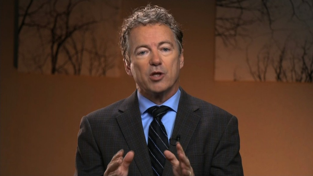 Rand Paul: 'I'm very proud of the President' for Syria decision