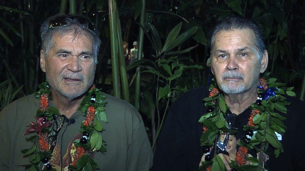 Friends of 60 years find out they're biological brothers