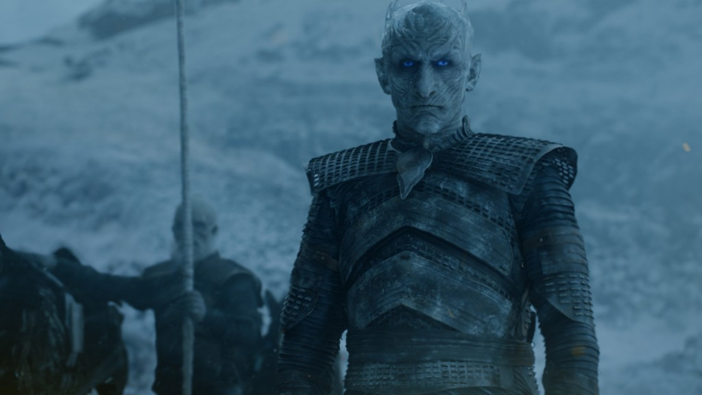 'Game of Thrones' drops icy new trailer