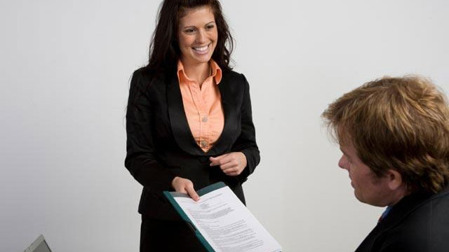 The best way to answer one tough job interview question