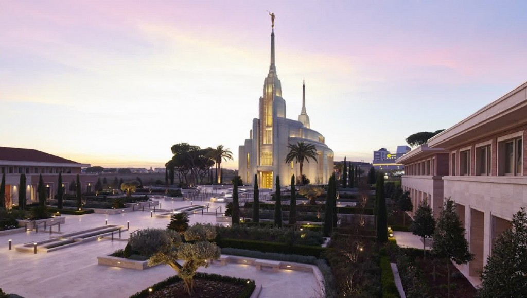 Move over, Vatican — there's a new church in town