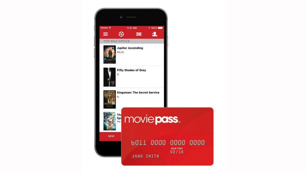 MoviePass will limit which movies you can see each day