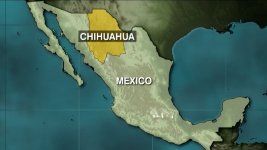 Suspect arrested in deadly Mexico ambush
