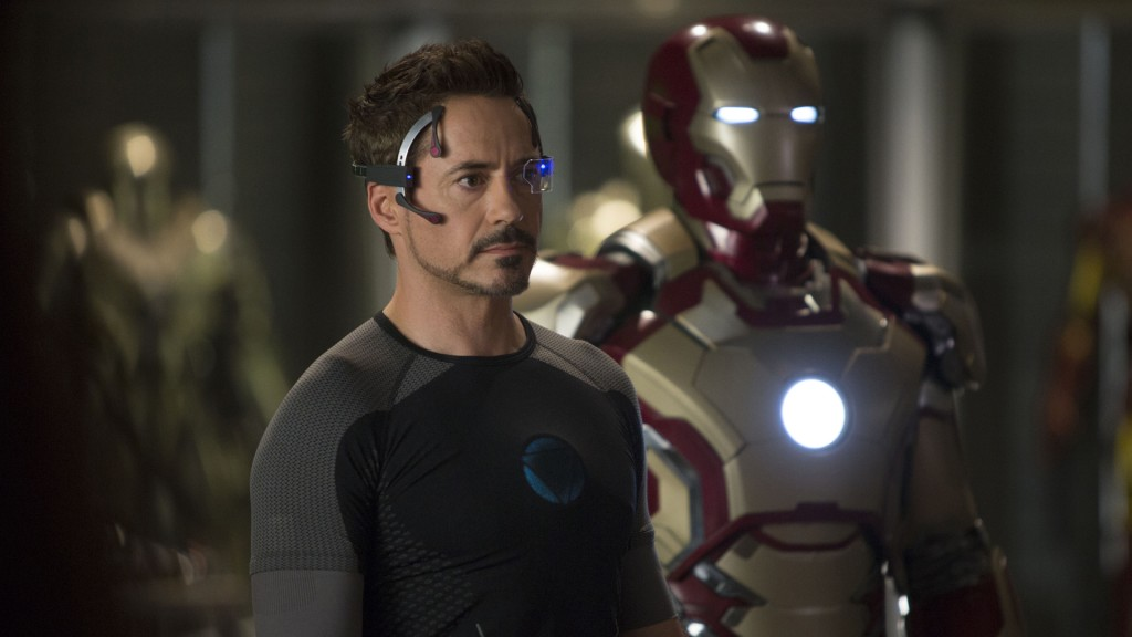 Robert Downey Jr. wants to combat climate change with robots