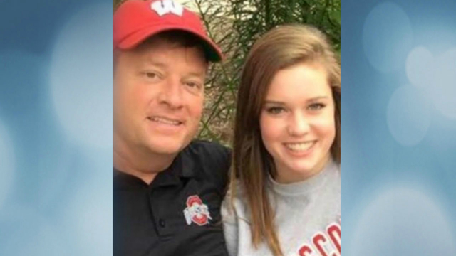 Service set for Ohio dad, daughter who were on missing plane