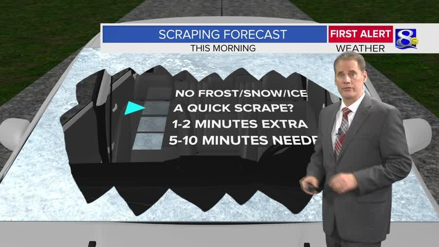 Your Tuesday Morning Weather Update