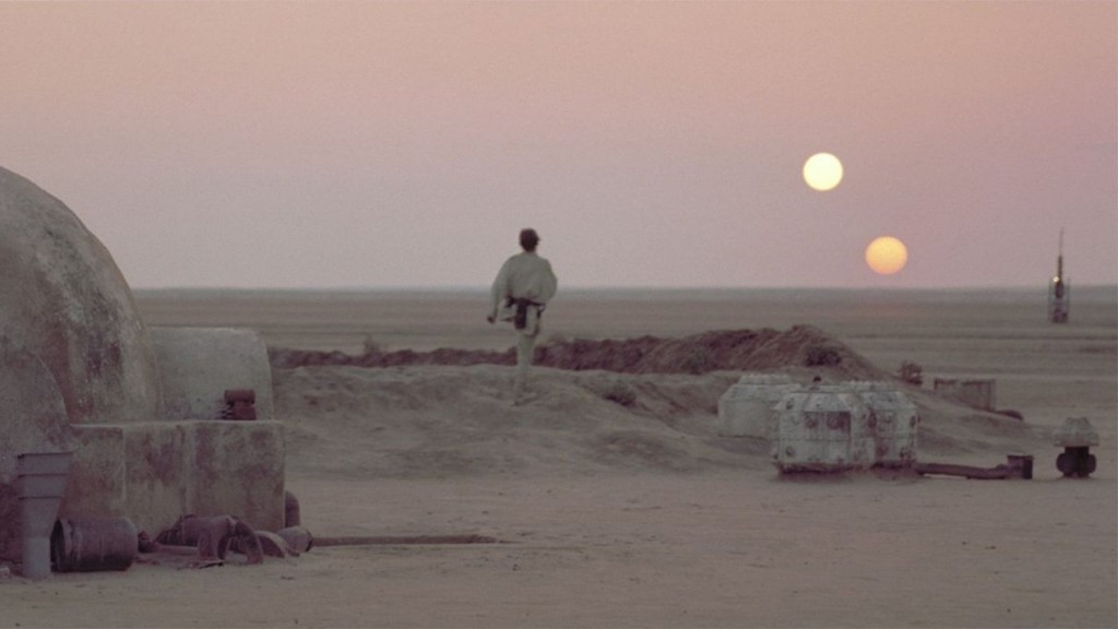 Real-life planets you may have first seen in a 'Star Wars' film