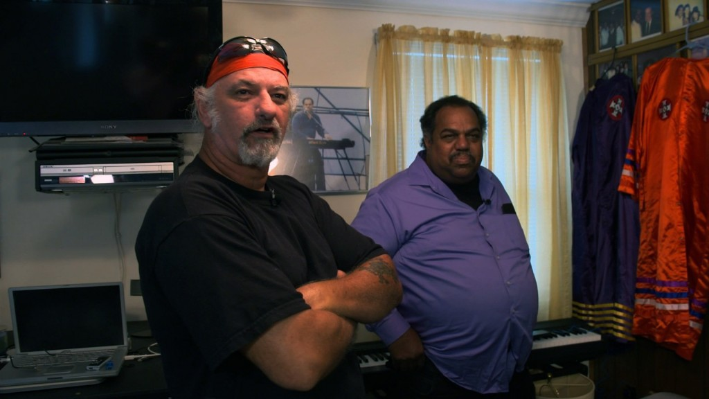 The klansman and the musician, an unlikely friendship
