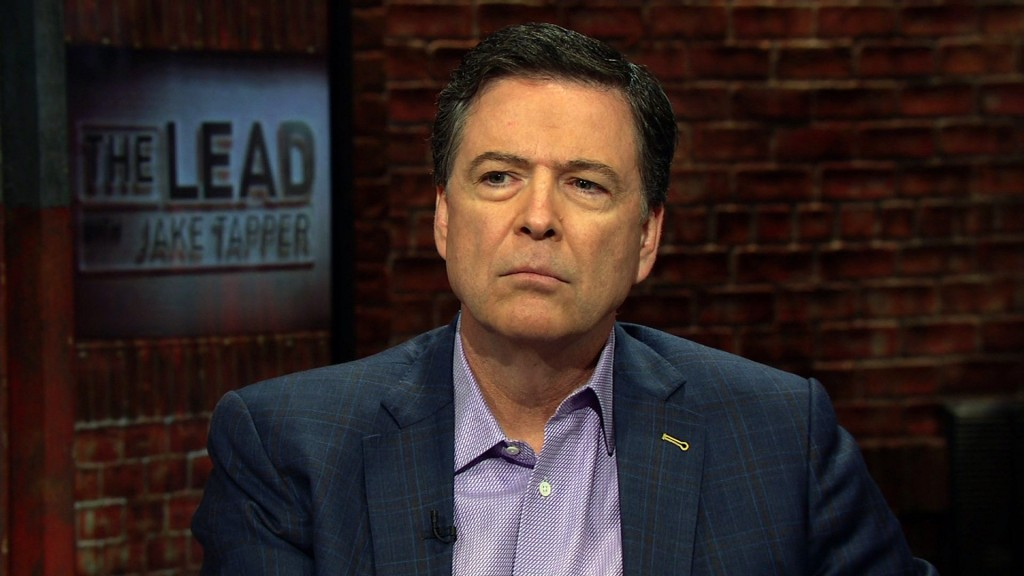 James Comey approves of FBI investigation into Kavanaugh