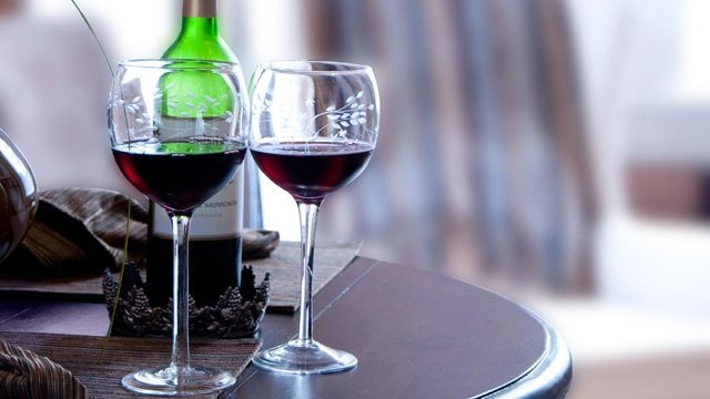 Your California red wine may have traces of radioactive particles