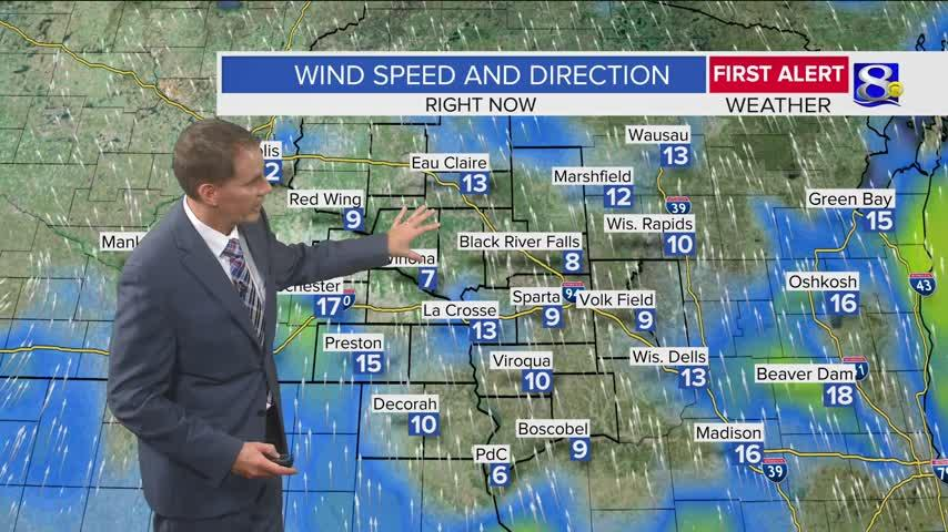 Your Wednesday Morning Weather Update