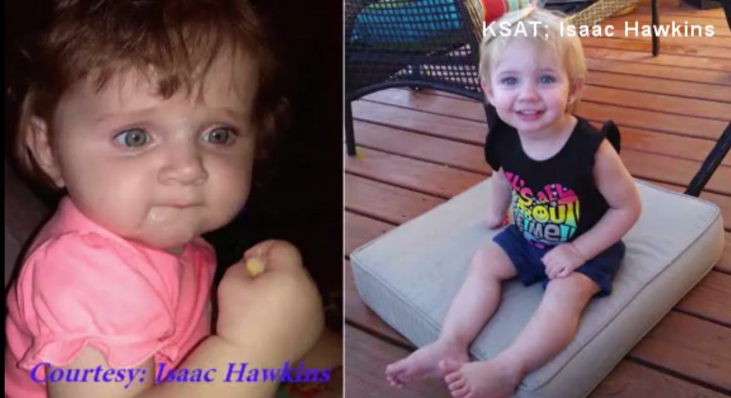 2 Texas toddlers died after being left in car overnight, sheriff says